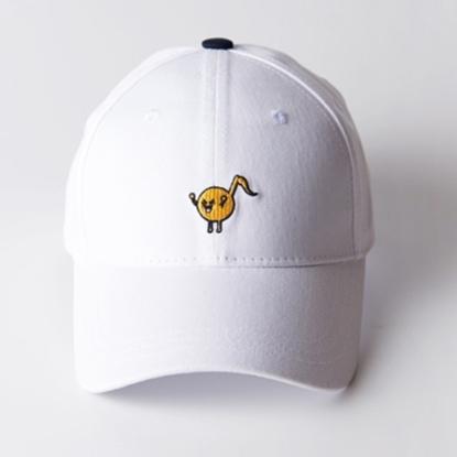 圖片 【MTV最強音】潮牌聯名老帽-白色