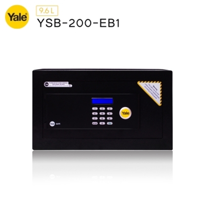 圖片 【耶魯 YALE】通用系列數位電子保險箱/櫃_精巧型(YSB-200-EB1)