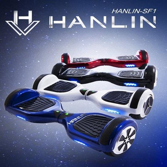 圖片 【HANLIN-SF1小炫風】-智能平衡電動車 - 體感滑板車 飄移車 代步/娛樂/休閒