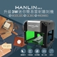 HANLIN-3WLS 升級3W迷你簡易雷射雕刻機 # 創客社團