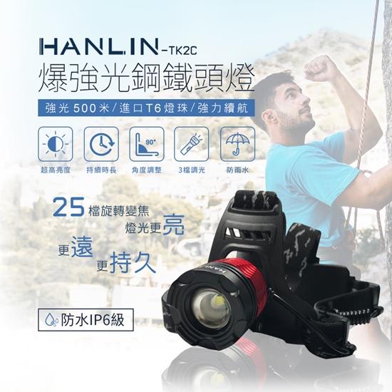 hanlin 旋轉 防水