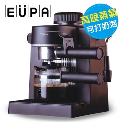 圖片 【EUPA優柏】義大利式咖啡機 TSK-183