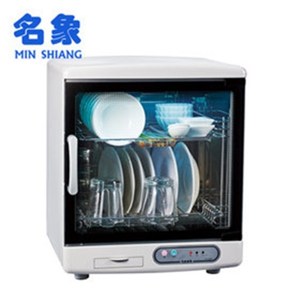 圖片 【名象】不鏽鋼雙層紫外線烘碗機 TT-967