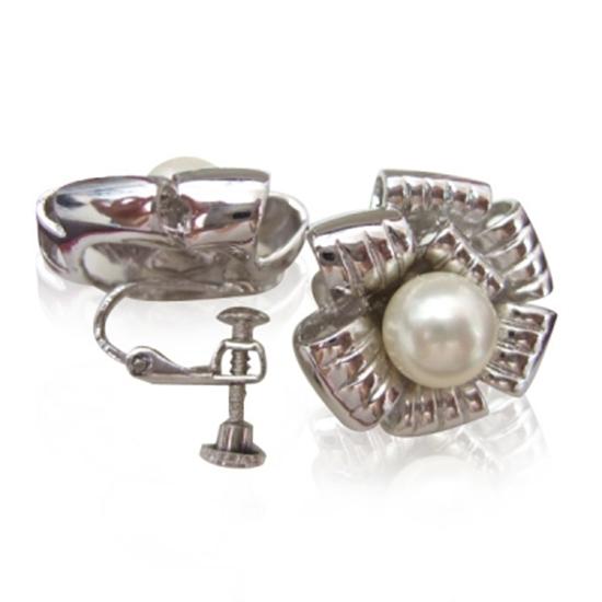 圖片 【小樂珠寶】隨性俏麗女孩  3A南洋深海貝珍珠耳環