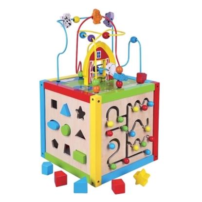 圖片 五合一學習遊戲箱