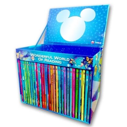 圖片 迪士尼經典卡通英文故事書28書 + 28CD(精裝)
