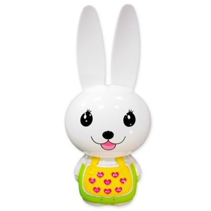 第二代【芽比兔YEP2】幼兒啟蒙教育故事機超值組(粉綠)