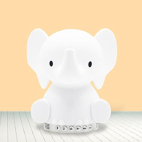 圖片 【愛讀文創】藍芽音樂芽比兔幼兒安撫啟蒙故事機-可愛象