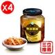 【宏嘉】鵝油蔥酥340MLX4瓶超值組-電
