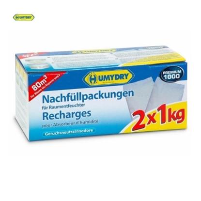 圖片 德國品牌 HUMYDRY除溼補充包1 kg   2入