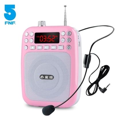圖片 【IFIVE】多功能時尚專業擴音機/收音機