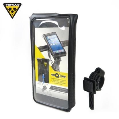 圖片 TOPEAK SmartPhone DryBag iPhone 6Plus/7Plus用智慧型手機套-黑