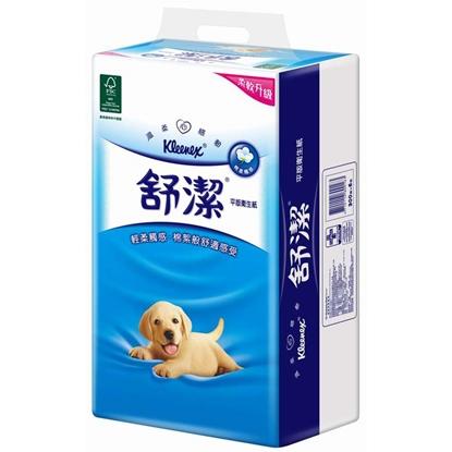 圖片 【舒潔】平版衛生紙300張(6包x8串)