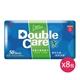 康乃馨Double Care抗菌濕巾補充包50抽x8包