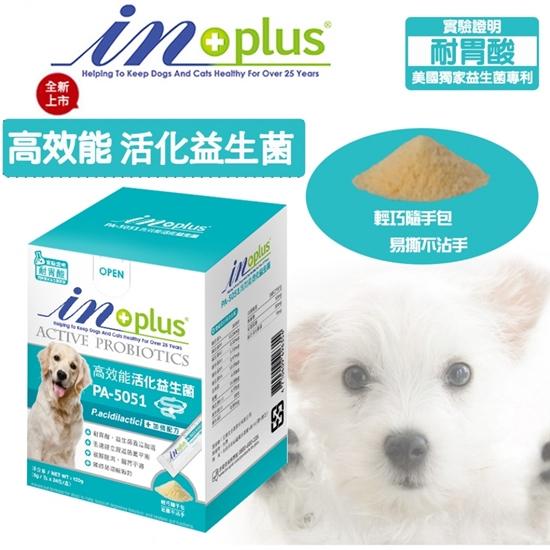 圖片 IN-Plus《PA-5051高效能活化益生菌》5g/包X24包/盒 改善調理腸胃不適