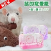 圖片 愛思沛 寵愛鼠籠NO 720附鼠槽、飲水器、滾輪(豪華鼠籠 老鼠籠子 黃金鼠 布丁鼠 倉鼠 三線鼠)