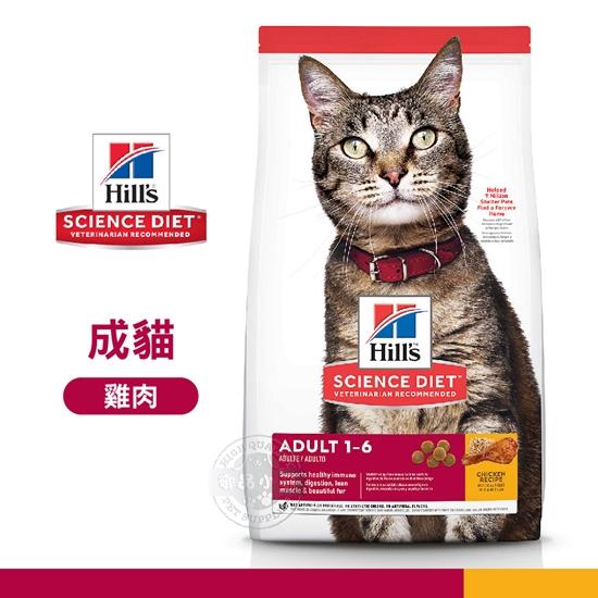 希爾思 成貓
