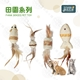 MATCH 【田園系列玩偶】 小鼠/小球/劍麻柱/劍麻魚 貓玩具 磨爪 舒壓 耐用 貓草玩具