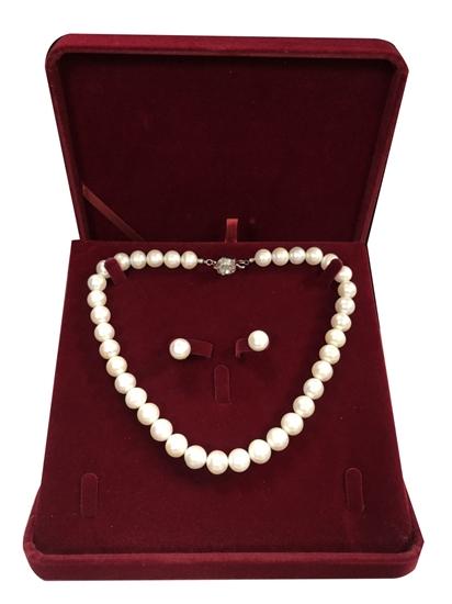 圖片 [莫德美]天然珍珠10mm 5年以上