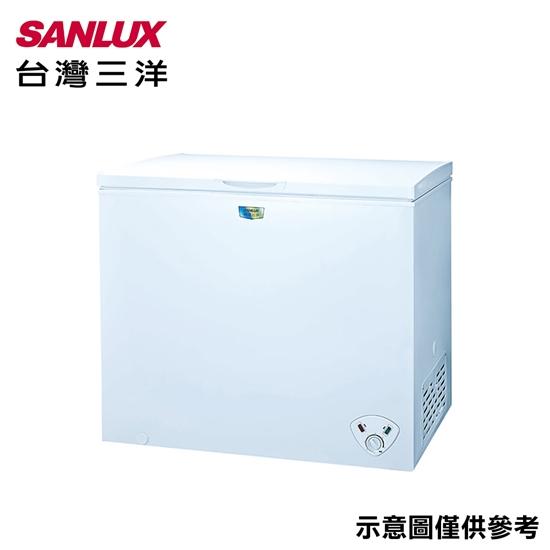 圖片 【SANLUX 三洋】207公升冷凍櫃SCF-207W