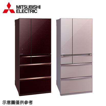 圖片 【結帳享優惠】【MITSUBISHI 三菱】705公升日本原裝變頻六門冰箱MR-WX71Y