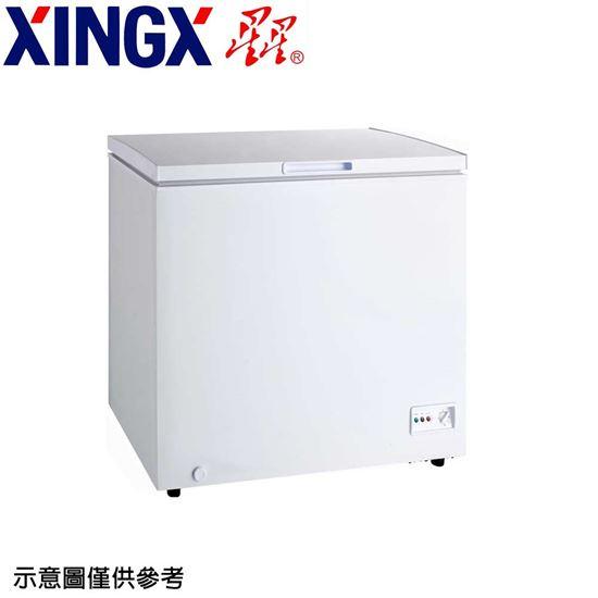 圖片 【XINGX星星】190公升上掀式冷凍櫃XF-212JA
