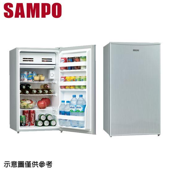 圖片 【SAMPO聲寶】95公升單門冰箱SR-A10(只送不裝)