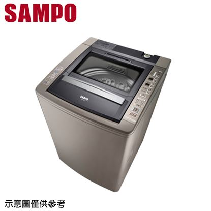 【SAMPO聲寶】15公斤 好取式定頻單槽洗衣機 ES-E15B-K1