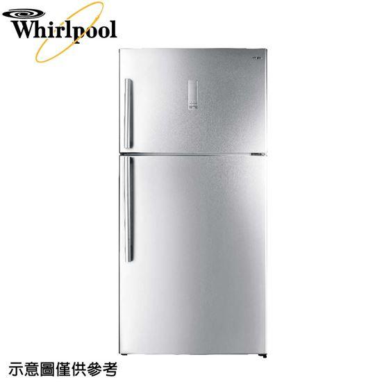 (結帳折)【Whirlpool惠而浦】495公升上下雙門冰箱WIT2515G