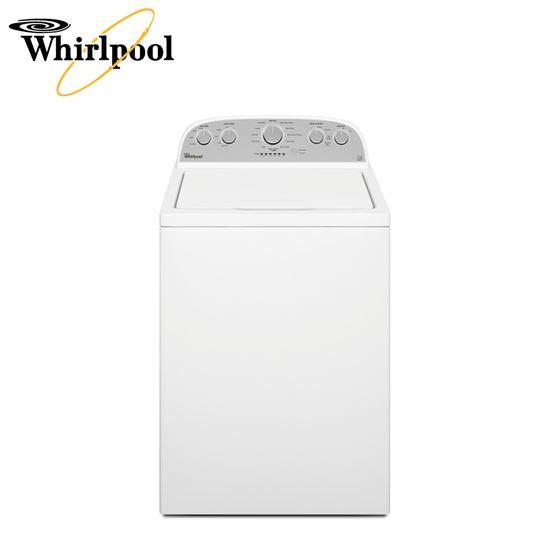 【Whirlpool惠而浦】13公斤 3D尾翼短棒直立洗衣機 WTW5000DW
