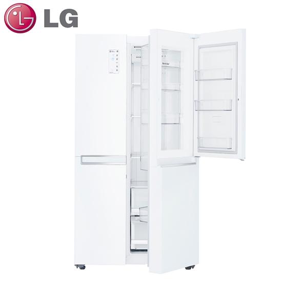 【LG樂金】821L變頻門中門對開冰箱 GR-DL88W(結帳享優惠)