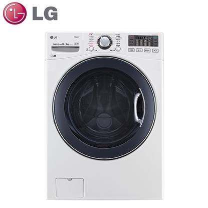 圖片 原廠送好禮【LG樂金】16公斤變頻滾筒式洗衣機WD-S16VBD