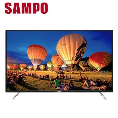 圖片 【SAMPO聲寶】50吋LED液晶顯示器 EM-50KT18A (含基本安裝)