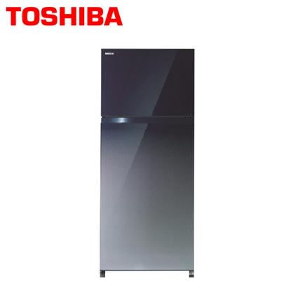 圖片 【TOSHIBA東芝】505公升玻璃鏡面雙門冰箱GR-HG55TDZ