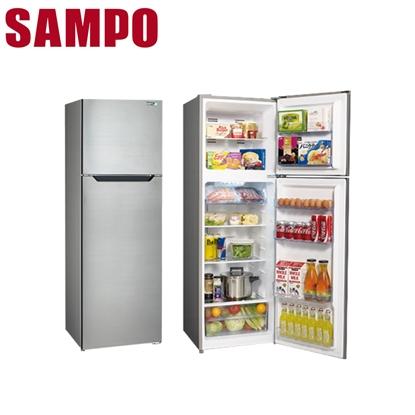 【SAMPO聲寶】250公升 定頻雙門冰箱 SR-B25G