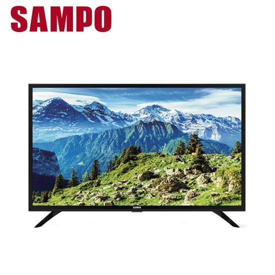 圖片 【SAMPO聲寶】32吋LED液晶顯示器EM-32A600 (只送不裝)