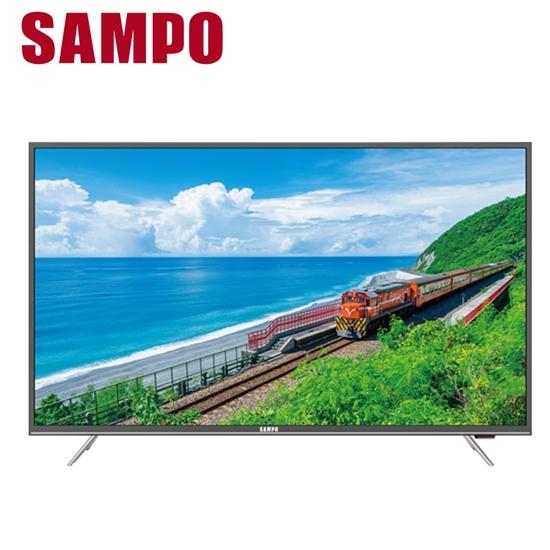 圖片 【SAMPO聲寶】43吋4K液晶顯示器EM-43VT31A (只送不裝)