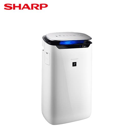 圖片 【SHARP夏普】17~19坪空氣清淨機FP-J80T-W