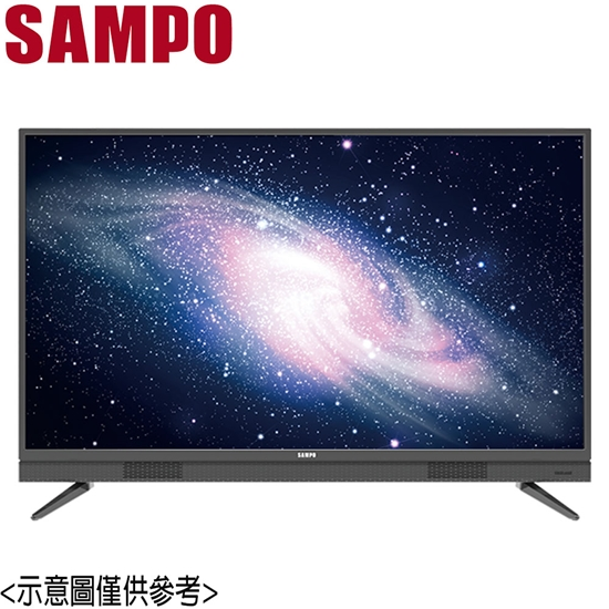 圖片 【SAMPO聲寶】43吋 LED 液晶顯示器 EM-43BA101