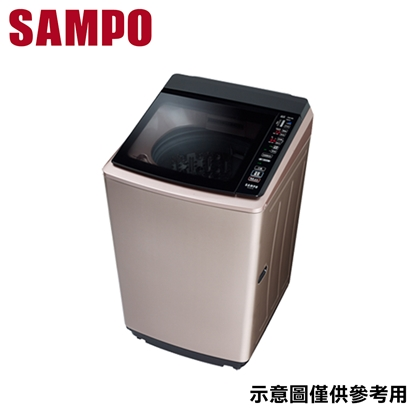 【SAMPO聲寶】18公斤 PICO PURE 變頻洗衣機 ES-KD14P-R1