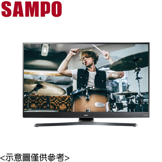 圖片 【SAMPO聲寶】4K 液晶顯示器 EM-55XT31A