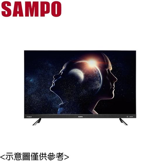 圖片 【SAMPO聲寶】4K LED 液晶顯示器 EM-55QA210
