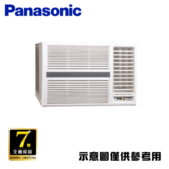 圖片 【Panasonic 國際牌】3-5坪 R32定頻冷專窗型冷氣(CW-P28S2)