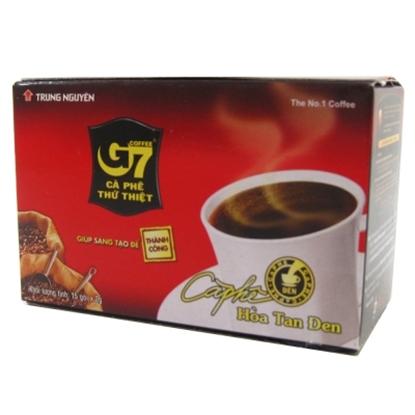 圖片 【G7】即溶黑咖啡(2g*360包)