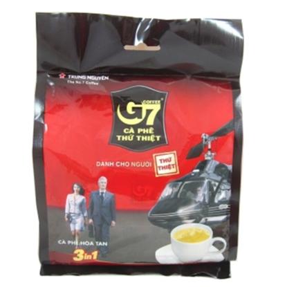 圖片 【G7】三合一即溶咖啡(16g*100包)