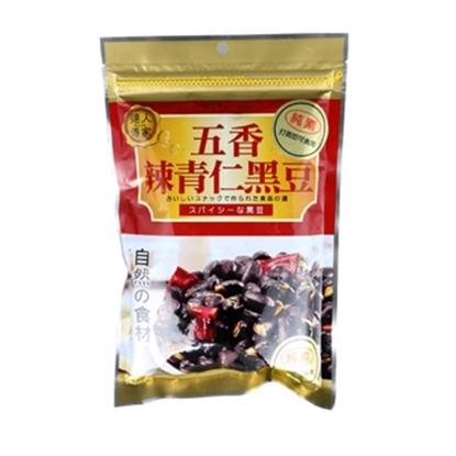 達人傳家-五香青仁黑豆180g*6包