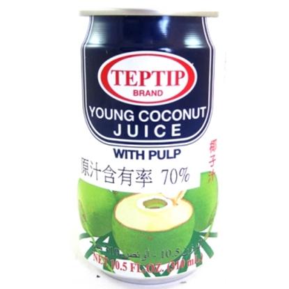 圖片 tep tip椰子汁310g*24罐