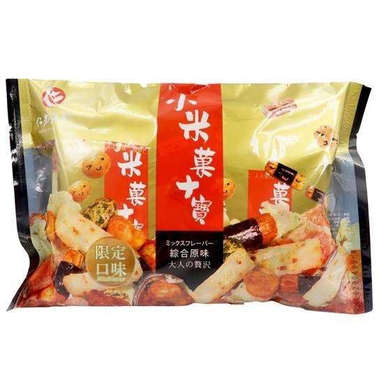 圖片 【仁者無敵】小米菓十寶138g*6包(免運組)