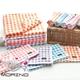 【MORINO】美國棉方格漸層浴巾