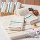【MORINO】有機棉三緞條浴巾